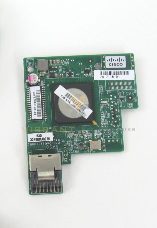 Cisco r2x0 ml002 ucs lsi 1064e 4 port sas mezzanine card for Mezzanine cost estimate