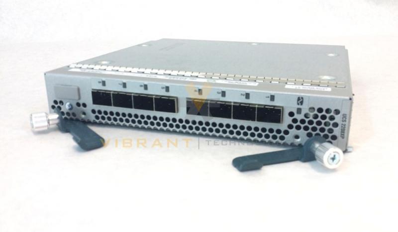Cisco Ucs Iom 2208xp I O Module 8port Ext 32p Int Fabric