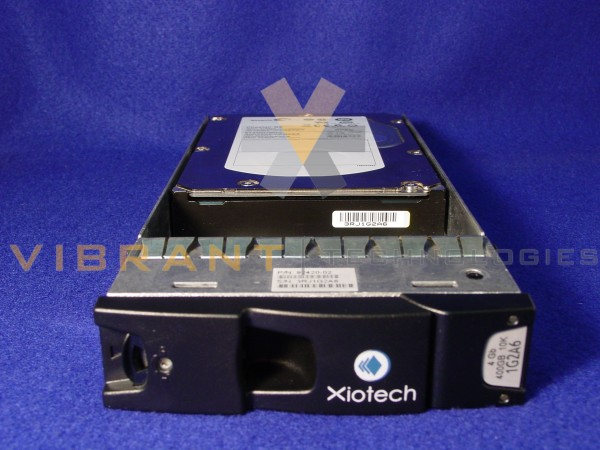 Xiotech 92420 02 400gb 10k fiber channel hard disk drive hdd for 92420